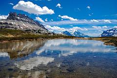 Helen Lake Banff Calgary Canada