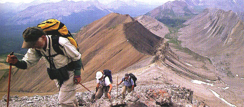High Altitude climbing performance