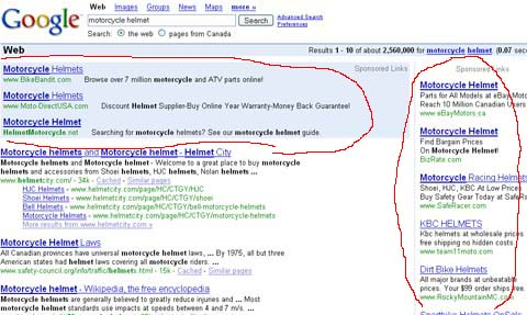 Google Adword Text Ads