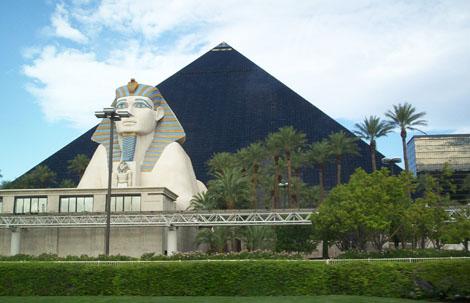 Luxor Hotel Las Vegas Nevada