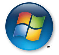 Microsoft Windows Vista logo, review