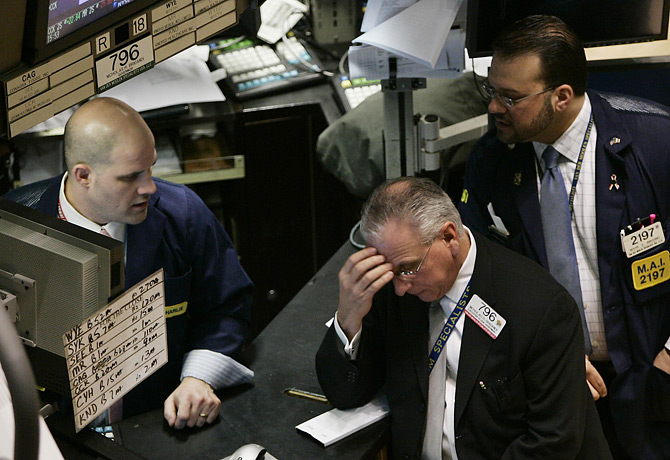Dow, S&P, Nasdaq all down  10 percent correction